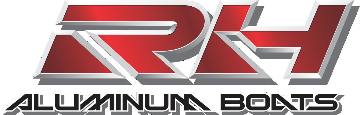 RH Aluminum Boats Logo